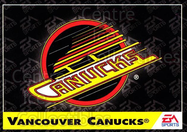 1994 EA Sports #182 Vancouver Canucks<br/>6 In Stock - $1.00 each - <a href=https://centericecollectibles.foxycart.com/cart?name=1994%20EA%20Sports%20%23182%20Vancouver%20Canuc...&quantity_max=6&price=$1.00&code=2605 class=foxycart> Buy it now! </a>