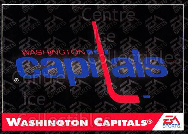 1994 EA Sports #183 Washington Capitals<br/>5 In Stock - $1.00 each - <a href=https://centericecollectibles.foxycart.com/cart?name=1994%20EA%20Sports%20%23183%20Washington%20Capi...&quantity_max=5&price=$1.00&code=2606 class=foxycart> Buy it now! </a>