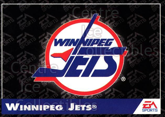1994 EA Sports #184 Winnipeg Jets<br/>5 In Stock - $1.00 each - <a href=https://centericecollectibles.foxycart.com/cart?name=1994%20EA%20Sports%20%23184%20Winnipeg%20Jets...&quantity_max=5&price=$1.00&code=2607 class=foxycart> Buy it now! </a>