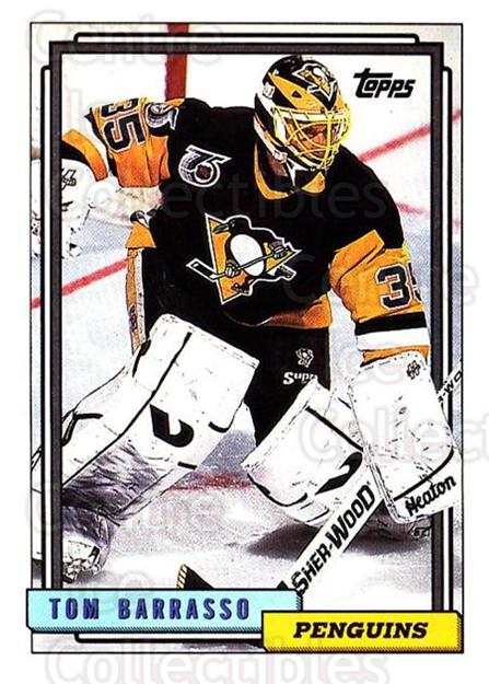1992-93 Topps #503 Tom Barrasso<br/>5 In Stock - $1.00 each - <a href=https://centericecollectibles.foxycart.com/cart?name=1992-93%20Topps%20%23503%20Tom%20Barrasso...&price=$1.00&code=261092 class=foxycart> Buy it now! </a>