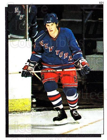 1984-85 O-Pee-Chee Stickers #101-0 Reijo Ruotsalainen<br/>2 In Stock - $2.00 each - <a href=https://centericecollectibles.foxycart.com/cart?name=1984-85%20O-Pee-Chee%20Stickers%20%23101-0%20Reijo%20Ruotsalai...&quantity_max=2&price=$2.00&code=26119 class=foxycart> Buy it now! </a>