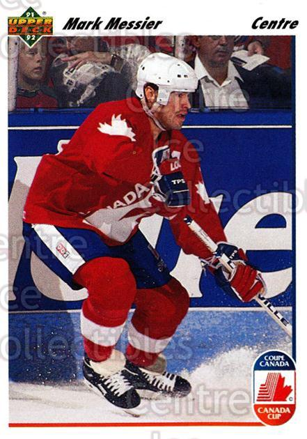 1991-92 Upper Deck French #14 Mark Messier<br/>14 In Stock - $1.00 each - <a href=https://centericecollectibles.foxycart.com/cart?name=1991-92%20Upper%20Deck%20French%20%2314%20Mark%20Messier...&quantity_max=14&price=$1.00&code=261633 class=foxycart> Buy it now! </a>