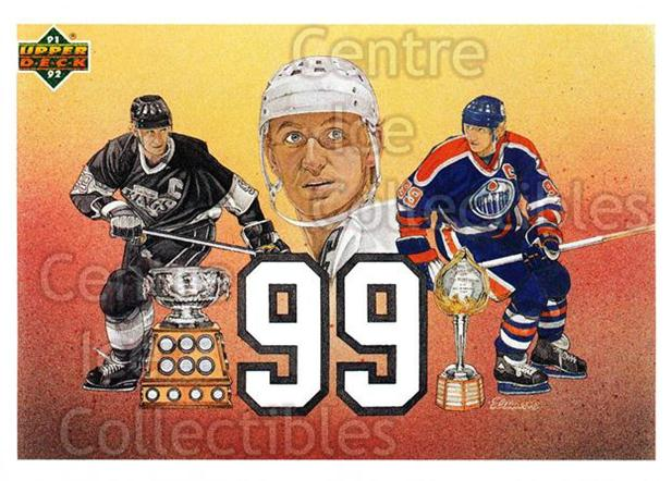 1991-92 Upper Deck French #38 Wayne Gretzky<br/>11 In Stock - $2.00 each - <a href=https://centericecollectibles.foxycart.com/cart?name=1991-92%20Upper%20Deck%20French%20%2338%20Wayne%20Gretzky...&quantity_max=11&price=$2.00&code=261657 class=foxycart> Buy it now! </a>