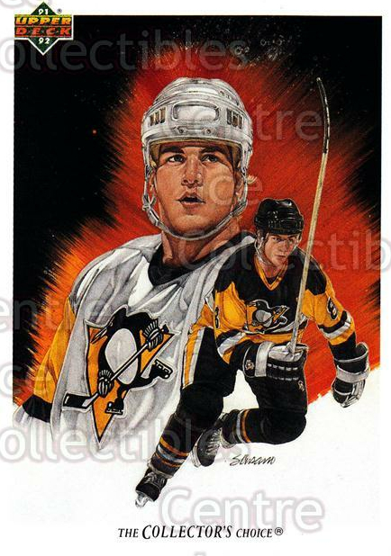 1991-92 Upper Deck French #92 Mark Recchi, Checklist<br/>11 In Stock - $1.00 each - <a href=https://centericecollectibles.foxycart.com/cart?name=1991-92%20Upper%20Deck%20French%20%2392%20Mark%20Recchi,%20Ch...&quantity_max=11&price=$1.00&code=261711 class=foxycart> Buy it now! </a>