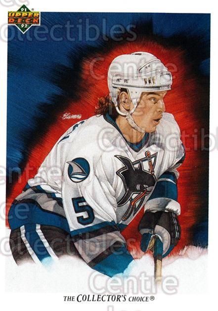 1991-92 Upper Deck French #95 Neil Wilkinson, Checklist<br/>14 In Stock - $1.00 each - <a href=https://centericecollectibles.foxycart.com/cart?name=1991-92%20Upper%20Deck%20French%20%2395%20Neil%20Wilkinson,...&quantity_max=14&price=$1.00&code=261714 class=foxycart> Buy it now! </a>