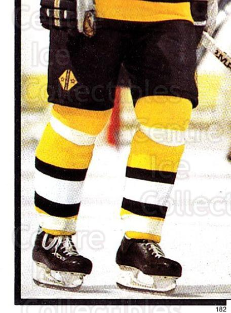 1984-85 O-Pee-Chee Stickers #182-0 Rick Middleton<br/>6 In Stock - $2.00 each - <a href=https://centericecollectibles.foxycart.com/cart?name=1984-85%20O-Pee-Chee%20Stickers%20%23182-0%20Rick%20Middleton...&quantity_max=6&price=$2.00&code=26186 class=foxycart> Buy it now! </a>