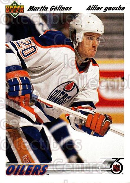 1991-92 Upper Deck French #266 Martin Gelinas<br/>13 In Stock - $1.00 each - <a href=https://centericecollectibles.foxycart.com/cart?name=1991-92%20Upper%20Deck%20French%20%23266%20Martin%20Gelinas...&quantity_max=13&price=$1.00&code=261885 class=foxycart> Buy it now! </a>