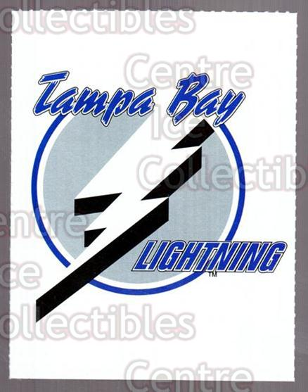 1992-93 Tampa Bay Lightning Sheraton Inn #26 NHL Logo, Tampa Bay Lightning<br/>3 In Stock - $3.00 each - <a href=https://centericecollectibles.foxycart.com/cart?name=1992-93%20Tampa%20Bay%20Lightning%20Sheraton%20Inn%20%2326%20NHL%20Logo,%20Tampa...&quantity_max=3&price=$3.00&code=262345 class=foxycart> Buy it now! </a>