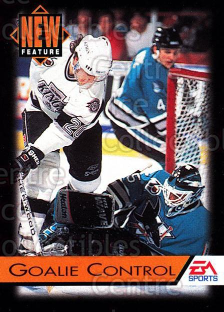 1994 EA Sports #200 Luc Robitaille, Mike Vernon<br/>4 In Stock - $1.00 each - <a href=https://centericecollectibles.foxycart.com/cart?name=1994%20EA%20Sports%20%23200%20Luc%20Robitaille,...&quantity_max=4&price=$1.00&code=2623 class=foxycart> Buy it now! </a>