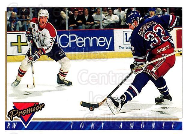 1993-94 OPC Premier #70 Tony Amonte<br/>3 In Stock - $1.00 each - <a href=https://centericecollectibles.foxycart.com/cart?name=1993-94%20OPC%20Premier%20%2370%20Tony%20Amonte...&quantity_max=3&price=$1.00&code=262417 class=foxycart> Buy it now! </a>