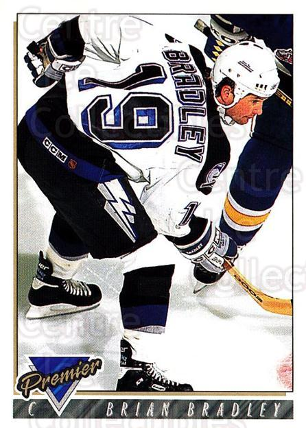 1993-94 OPC Premier #117 Brian Bradley<br/>3 In Stock - $1.00 each - <a href=https://centericecollectibles.foxycart.com/cart?name=1993-94%20OPC%20Premier%20%23117%20Brian%20Bradley...&quantity_max=3&price=$1.00&code=262464 class=foxycart> Buy it now! </a>