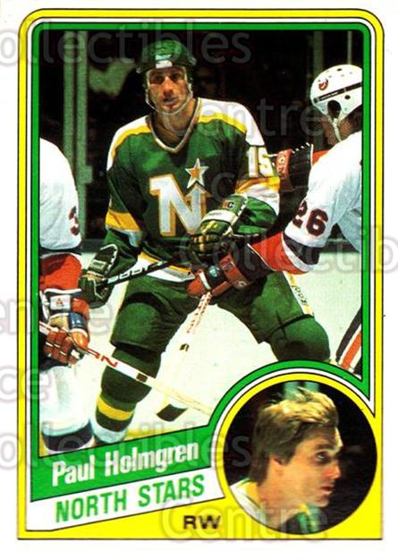 1984-85 O-Pee-Chee #100 Paul Holmgren<br/>9 In Stock - $1.00 each - <a href=https://centericecollectibles.foxycart.com/cart?name=1984-85%20O-Pee-Chee%20%23100%20Paul%20Holmgren...&quantity_max=9&price=$1.00&code=26252 class=foxycart> Buy it now! </a>