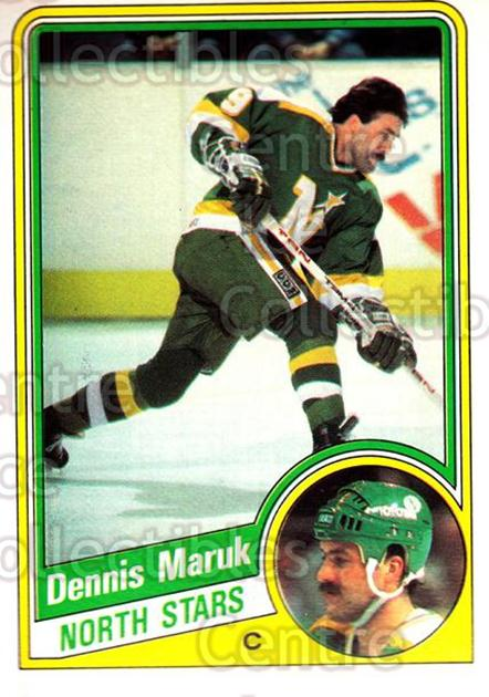 1984-85 O-Pee-Chee #101 Dennis Maruk<br/>9 In Stock - $1.00 each - <a href=https://centericecollectibles.foxycart.com/cart?name=1984-85%20O-Pee-Chee%20%23101%20Dennis%20Maruk...&quantity_max=9&price=$1.00&code=26253 class=foxycart> Buy it now! </a>