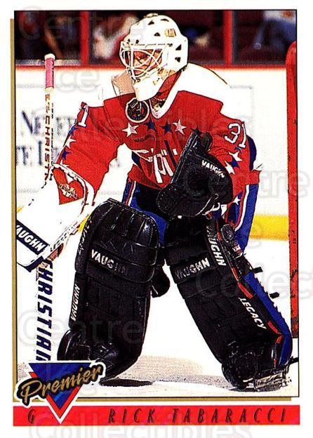 1993-94 OPC Premier #239 Rick Tabaracci<br/>1 In Stock - $1.00 each - <a href=https://centericecollectibles.foxycart.com/cart?name=1993-94%20OPC%20Premier%20%23239%20Rick%20Tabaracci...&price=$1.00&code=262586 class=foxycart> Buy it now! </a>