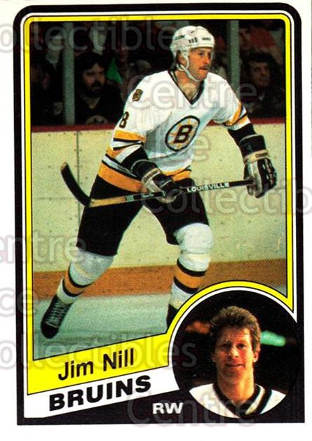 1984-85 O-Pee-Chee #11 Jim Nill<br/>8 In Stock - $1.00 each - <a href=https://centericecollectibles.foxycart.com/cart?name=1984-85%20O-Pee-Chee%20%2311%20Jim%20Nill...&quantity_max=8&price=$1.00&code=26262 class=foxycart> Buy it now! </a>