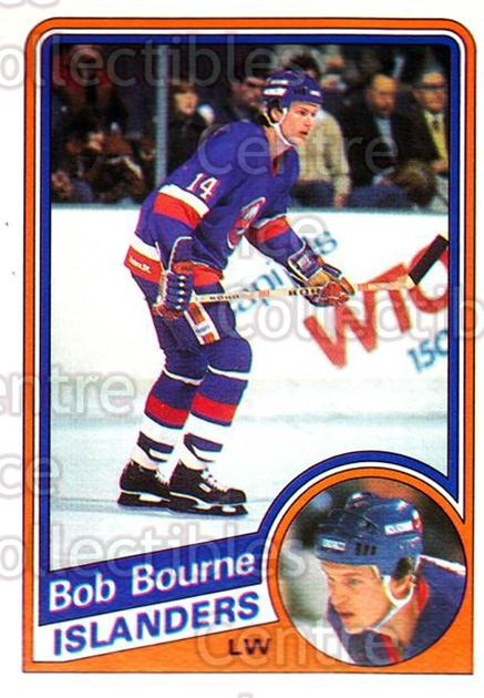 1984-85 O-Pee-Chee #123 Bob Bourne<br/>8 In Stock - $1.00 each - <a href=https://centericecollectibles.foxycart.com/cart?name=1984-85%20O-Pee-Chee%20%23123%20Bob%20Bourne...&quantity_max=8&price=$1.00&code=26275 class=foxycart> Buy it now! </a>