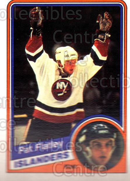 1984-85 O-Pee-Chee #124 Pat Flatley<br/>9 In Stock - $1.00 each - <a href=https://centericecollectibles.foxycart.com/cart?name=1984-85%20O-Pee-Chee%20%23124%20Pat%20Flatley...&quantity_max=9&price=$1.00&code=26276 class=foxycart> Buy it now! </a>