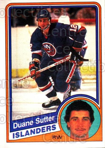 1984-85 O-Pee-Chee #137 Duane Sutter<br/>8 In Stock - $1.00 each - <a href=https://centericecollectibles.foxycart.com/cart?name=1984-85%20O-Pee-Chee%20%23137%20Duane%20Sutter...&quantity_max=8&price=$1.00&code=26289 class=foxycart> Buy it now! </a>