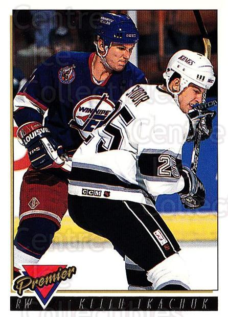 1993-94 OPC Premier Gold #27 Keith Tkachuk<br/>3 In Stock - $2.00 each - <a href=https://centericecollectibles.foxycart.com/cart?name=1993-94%20OPC%20Premier%20Gold%20%2327%20Keith%20Tkachuk...&quantity_max=3&price=$2.00&code=262902 class=foxycart> Buy it now! </a>
