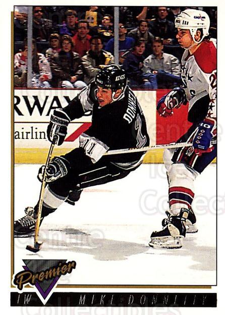 1993-94 OPC Premier Gold #33 Mike Donnelly<br/>2 In Stock - $2.00 each - <a href=https://centericecollectibles.foxycart.com/cart?name=1993-94%20OPC%20Premier%20Gold%20%2333%20Mike%20Donnelly...&quantity_max=2&price=$2.00&code=262908 class=foxycart> Buy it now! </a>
