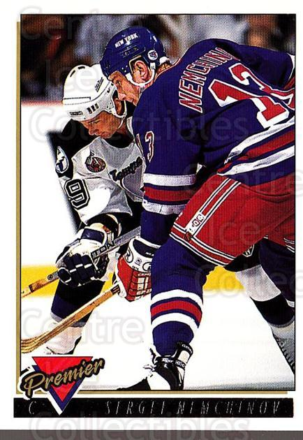 1993-94 OPC Premier Gold #42 Sergei Nemchinov<br/>3 In Stock - $2.00 each - <a href=https://centericecollectibles.foxycart.com/cart?name=1993-94%20OPC%20Premier%20Gold%20%2342%20Sergei%20Nemchino...&quantity_max=3&price=$2.00&code=262917 class=foxycart> Buy it now! </a>