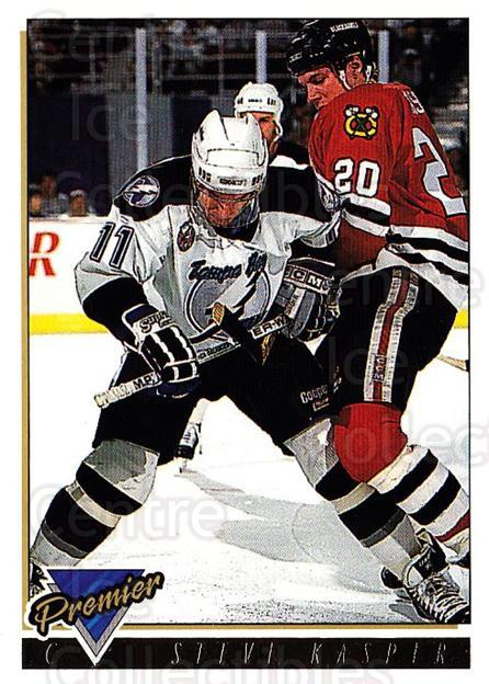 1993-94 OPC Premier Gold #73 Steve Kasper<br/>3 In Stock - $2.00 each - <a href=https://centericecollectibles.foxycart.com/cart?name=1993-94%20OPC%20Premier%20Gold%20%2373%20Steve%20Kasper...&quantity_max=3&price=$2.00&code=262948 class=foxycart> Buy it now! </a>