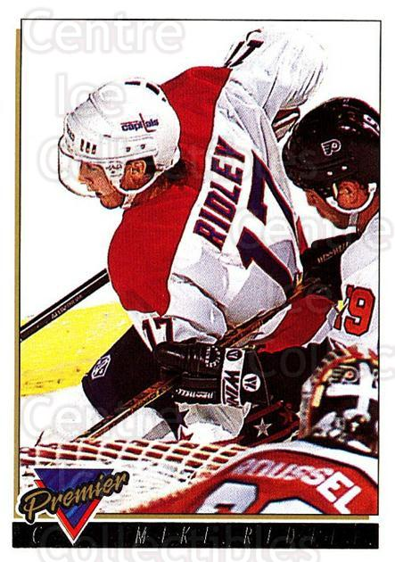1993-94 OPC Premier Gold #78 Mike Ridley<br/>3 In Stock - $2.00 each - <a href=https://centericecollectibles.foxycart.com/cart?name=1993-94%20OPC%20Premier%20Gold%20%2378%20Mike%20Ridley...&quantity_max=3&price=$2.00&code=262953 class=foxycart> Buy it now! </a>