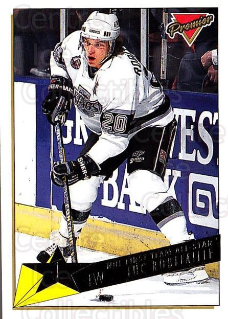 1993-94 OPC Premier Gold #90 Luc Robitaille<br/>2 In Stock - $2.00 each - <a href=https://centericecollectibles.foxycart.com/cart?name=1993-94%20OPC%20Premier%20Gold%20%2390%20Luc%20Robitaille...&quantity_max=2&price=$2.00&code=262965 class=foxycart> Buy it now! </a>
