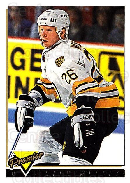 1993-94 OPC Premier Gold #114 Glen Wesley<br/>2 In Stock - $2.00 each - <a href=https://centericecollectibles.foxycart.com/cart?name=1993-94%20OPC%20Premier%20Gold%20%23114%20Glen%20Wesley...&quantity_max=2&price=$2.00&code=262989 class=foxycart> Buy it now! </a>