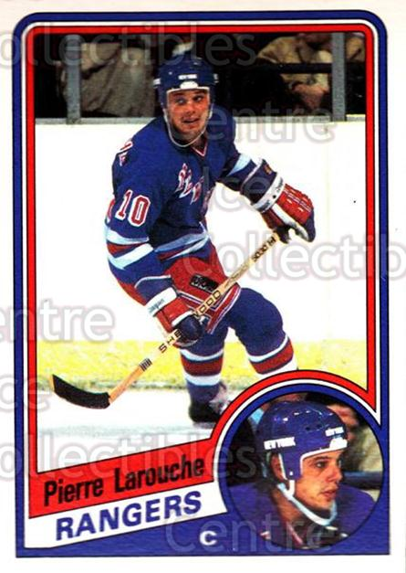 1984-85 O-Pee-Chee #145 Pierre Larouche<br/>11 In Stock - $1.00 each - <a href=https://centericecollectibles.foxycart.com/cart?name=1984-85%20O-Pee-Chee%20%23145%20Pierre%20Larouche...&quantity_max=11&price=$1.00&code=26298 class=foxycart> Buy it now! </a>