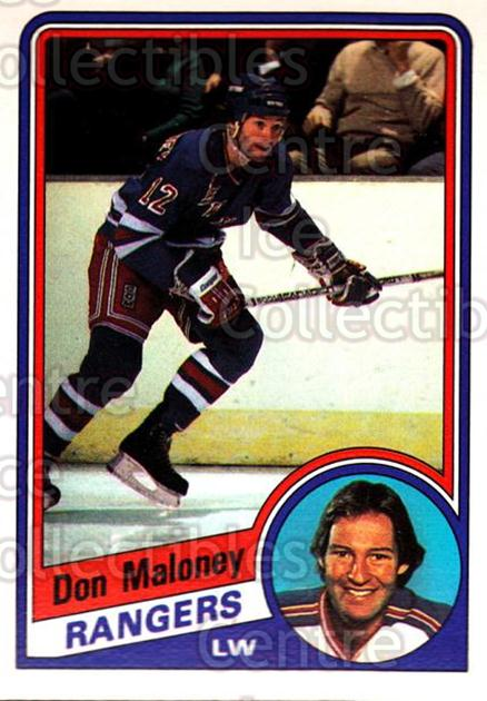 1984-85 O-Pee-Chee #147 Don Maloney<br/>8 In Stock - $1.00 each - <a href=https://centericecollectibles.foxycart.com/cart?name=1984-85%20O-Pee-Chee%20%23147%20Don%20Maloney...&quantity_max=8&price=$1.00&code=26300 class=foxycart> Buy it now! </a>