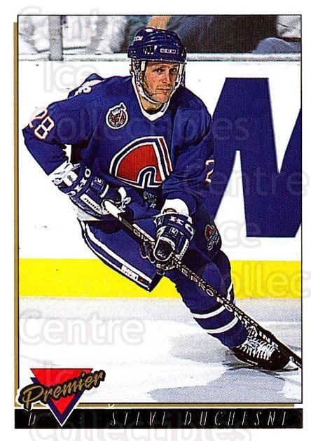1993-94 OPC Premier Gold #151 Steve Duchesne<br/>3 In Stock - $2.00 each - <a href=https://centericecollectibles.foxycart.com/cart?name=1993-94%20OPC%20Premier%20Gold%20%23151%20Steve%20Duchesne...&quantity_max=3&price=$2.00&code=263026 class=foxycart> Buy it now! </a>
