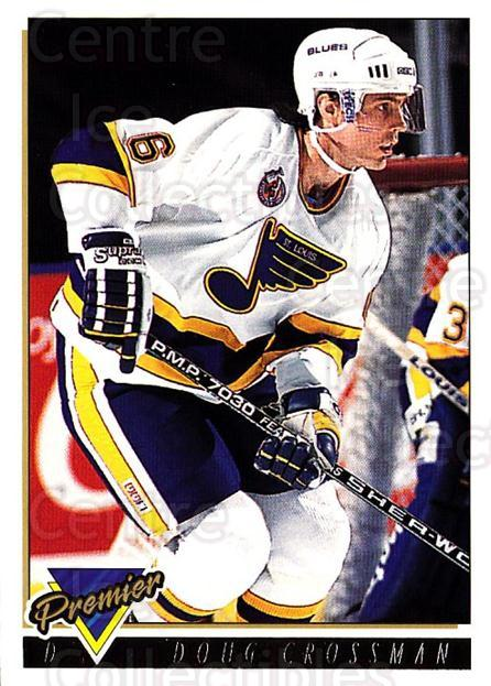 1993-94 OPC Premier Gold #159 Doug Crossman<br/>3 In Stock - $2.00 each - <a href=https://centericecollectibles.foxycart.com/cart?name=1993-94%20OPC%20Premier%20Gold%20%23159%20Doug%20Crossman...&quantity_max=3&price=$2.00&code=263034 class=foxycart> Buy it now! </a>