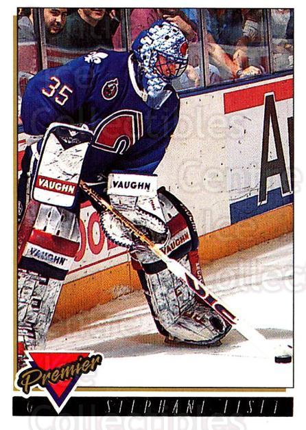 1993-94 OPC Premier Gold #165 Stephane Fiset<br/>2 In Stock - $2.00 each - <a href=https://centericecollectibles.foxycart.com/cart?name=1993-94%20OPC%20Premier%20Gold%20%23165%20Stephane%20Fiset...&quantity_max=2&price=$2.00&code=263040 class=foxycart> Buy it now! </a>
