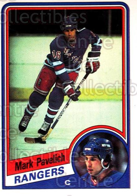 1984-85 O-Pee-Chee #151 Mark Pavelich<br/>11 In Stock - $1.00 each - <a href=https://centericecollectibles.foxycart.com/cart?name=1984-85%20O-Pee-Chee%20%23151%20Mark%20Pavelich...&quantity_max=11&price=$1.00&code=26304 class=foxycart> Buy it now! </a>