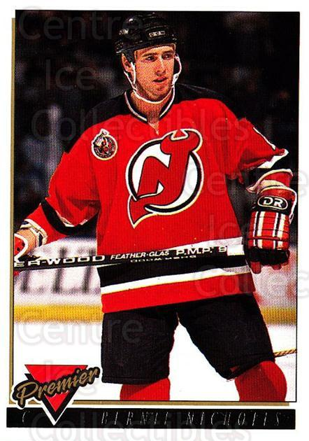 1993-94 OPC Premier Gold #274 Bernie Nicholls<br/>1 In Stock - $2.00 each - <a href=https://centericecollectibles.foxycart.com/cart?name=1993-94%20OPC%20Premier%20Gold%20%23274%20Bernie%20Nicholls...&quantity_max=1&price=$2.00&code=263149 class=foxycart> Buy it now! </a>