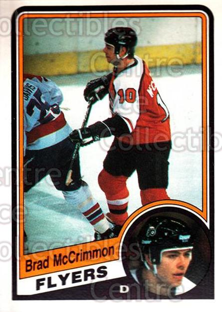 1984-85 O-Pee-Chee #164 Brad McCrimmon<br/>7 In Stock - $1.00 each - <a href=https://centericecollectibles.foxycart.com/cart?name=1984-85%20O-Pee-Chee%20%23164%20Brad%20McCrimmon...&quantity_max=7&price=$1.00&code=26316 class=foxycart> Buy it now! </a>