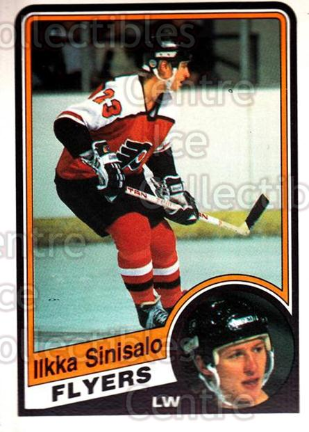 1984-85 O-Pee-Chee #167 Ilkka Sinisalo<br/>2 In Stock - $1.00 each - <a href=https://centericecollectibles.foxycart.com/cart?name=1984-85%20O-Pee-Chee%20%23167%20Ilkka%20Sinisalo...&quantity_max=2&price=$1.00&code=26318 class=foxycart> Buy it now! </a>