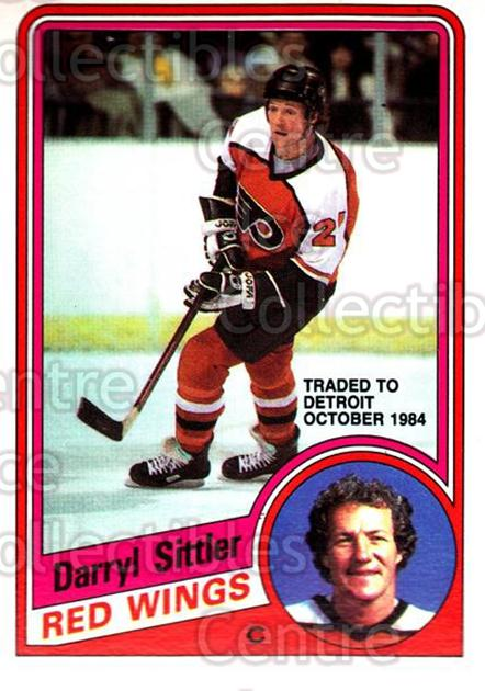 1984-85 O-Pee-Chee #168 Darryl Sittler<br/>5 In Stock - $2.00 each - <a href=https://centericecollectibles.foxycart.com/cart?name=1984-85%20O-Pee-Chee%20%23168%20Darryl%20Sittler...&quantity_max=5&price=$2.00&code=26319 class=foxycart> Buy it now! </a>