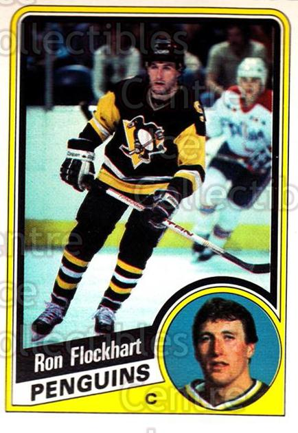 1984-85 O-Pee-Chee #174 Ron Flockhart<br/>10 In Stock - $1.00 each - <a href=https://centericecollectibles.foxycart.com/cart?name=1984-85%20O-Pee-Chee%20%23174%20Ron%20Flockhart...&quantity_max=10&price=$1.00&code=26323 class=foxycart> Buy it now! </a>