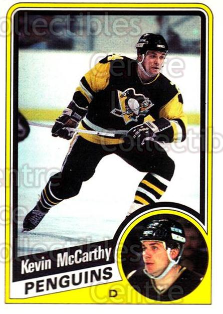 1984-85 O-Pee-Chee #178 Kevin McCarthy<br/>6 In Stock - $1.00 each - <a href=https://centericecollectibles.foxycart.com/cart?name=1984-85%20O-Pee-Chee%20%23178%20Kevin%20McCarthy...&quantity_max=6&price=$1.00&code=26327 class=foxycart> Buy it now! </a>
