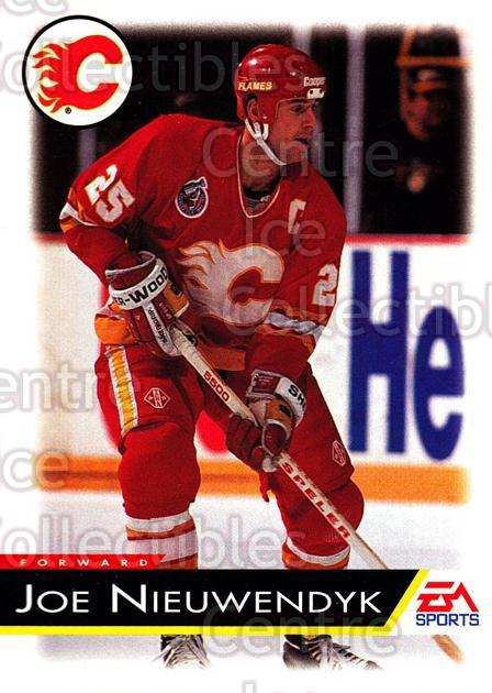 1994 EA Sports #21 Joe Nieuwendyk<br/>6 In Stock - $1.00 each - <a href=https://centericecollectibles.foxycart.com/cart?name=1994%20EA%20Sports%20%2321%20Joe%20Nieuwendyk...&quantity_max=6&price=$1.00&code=2633 class=foxycart> Buy it now! </a>