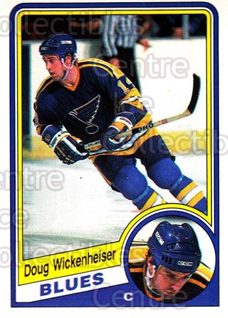 1984-85 O-Pee-Chee #193 Doug Wickenheiser<br/>9 In Stock - $1.00 each - <a href=https://centericecollectibles.foxycart.com/cart?name=1984-85%20O-Pee-Chee%20%23193%20Doug%20Wickenheis...&quantity_max=9&price=$1.00&code=26342 class=foxycart> Buy it now! </a>