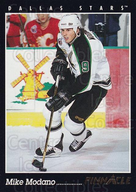 1993-94 Pinnacle Canadian #40 Mike Modano<br/>3 In Stock - $1.00 each - <a href=https://centericecollectibles.foxycart.com/cart?name=1993-94%20Pinnacle%20Canadian%20%2340%20Mike%20Modano...&quantity_max=3&price=$1.00&code=263443 class=foxycart> Buy it now! </a>