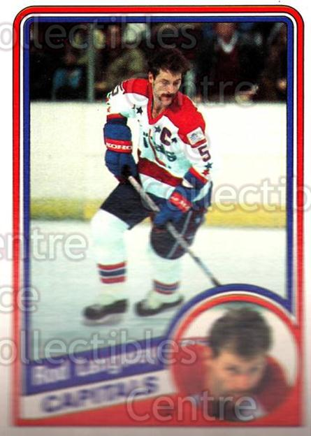 1984-85 O-Pee-Chee #202 Rod Langway<br/>8 In Stock - $1.00 each - <a href=https://centericecollectibles.foxycart.com/cart?name=1984-85%20O-Pee-Chee%20%23202%20Rod%20Langway...&quantity_max=8&price=$1.00&code=26353 class=foxycart> Buy it now! </a>