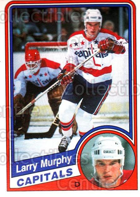 1984-85 O-Pee-Chee #204 Larry Murphy<br/>5 In Stock - $1.00 each - <a href=https://centericecollectibles.foxycart.com/cart?name=1984-85%20O-Pee-Chee%20%23204%20Larry%20Murphy...&quantity_max=5&price=$1.00&code=26354 class=foxycart> Buy it now! </a>