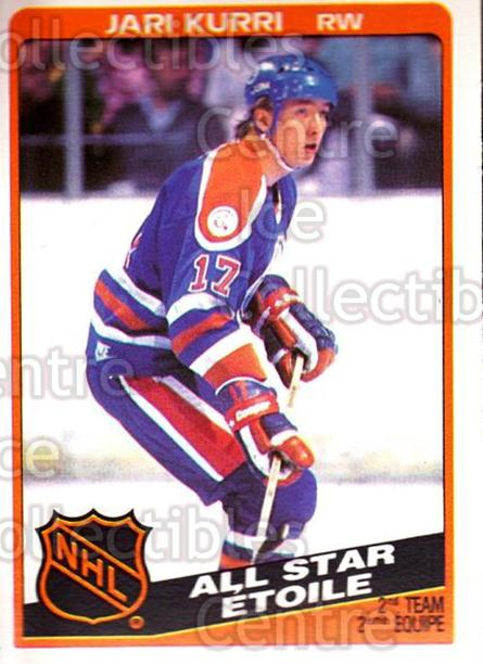 1984-85 O-Pee-Chee #215 Jari Kurri<br/>5 In Stock - $2.00 each - <a href=https://centericecollectibles.foxycart.com/cart?name=1984-85%20O-Pee-Chee%20%23215%20Jari%20Kurri...&quantity_max=5&price=$2.00&code=26365 class=foxycart> Buy it now! </a>