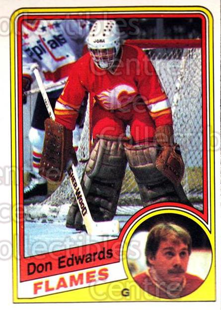 1984-85 O-Pee-Chee #222 Don Edwards<br/>3 In Stock - $1.00 each - <a href=https://centericecollectibles.foxycart.com/cart?name=1984-85%20O-Pee-Chee%20%23222%20Don%20Edwards...&quantity_max=3&price=$1.00&code=26373 class=foxycart> Buy it now! </a>