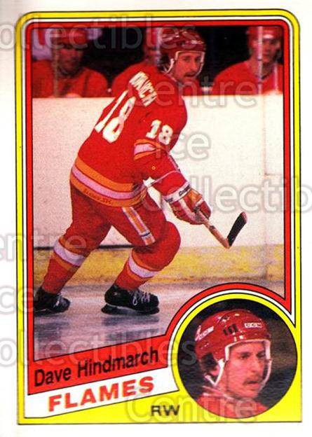 1984-85 O-Pee-Chee #224 Dave Hindmarch<br/>8 In Stock - $1.00 each - <a href=https://centericecollectibles.foxycart.com/cart?name=1984-85%20O-Pee-Chee%20%23224%20Dave%20Hindmarch...&quantity_max=8&price=$1.00&code=26375 class=foxycart> Buy it now! </a>