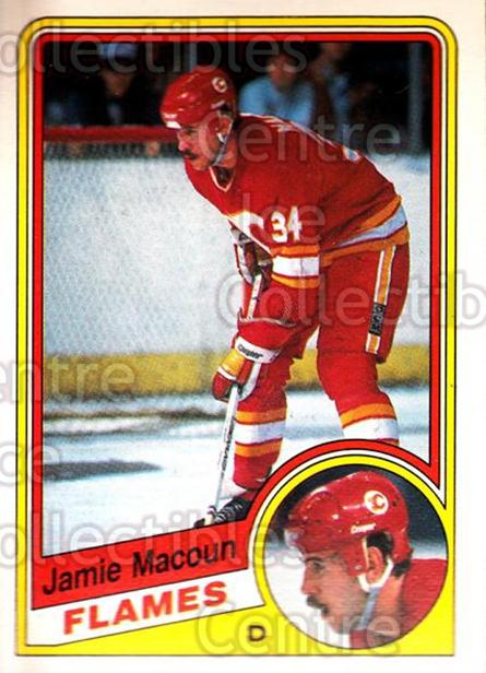 1984-85 O-Pee-Chee #230 Jamie Macoun<br/>5 In Stock - $1.00 each - <a href=https://centericecollectibles.foxycart.com/cart?name=1984-85%20O-Pee-Chee%20%23230%20Jamie%20Macoun...&quantity_max=5&price=$1.00&code=26381 class=foxycart> Buy it now! </a>